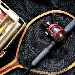 objetos de pesca